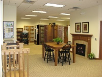 Werner Homes Showroom
