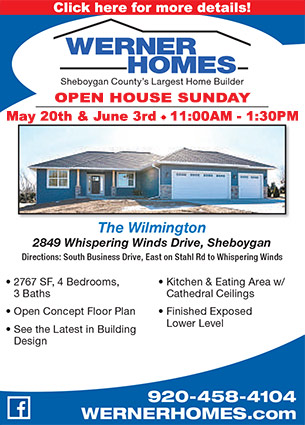 Werner Homes Open House